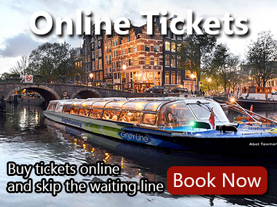 Canal Cruises Amsterdam Online Tickets