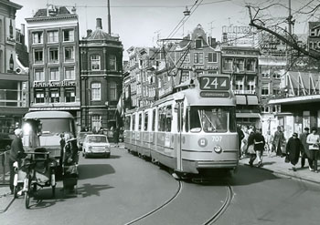 Rembrandtplein in the Old days