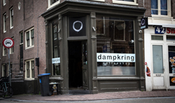 Coffeeshop the Dampkring in Amsterdam
