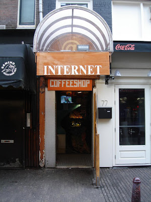 Coffeeshop Get Down To It in Amsterdam