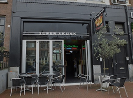 Coffeeshop Super Skunk in Amsterdam