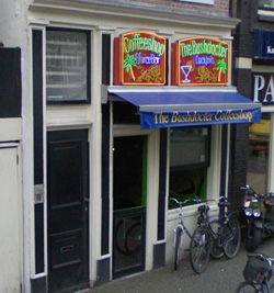 Coffeeshop The Bushdocter in Amsterdam