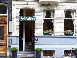 Art Gallery Hotel in Amsterdam