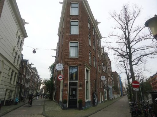 Linden Hotel in Amsterdam in the Netherlands