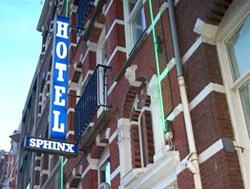 Sphinx Hotel in Amsterdam