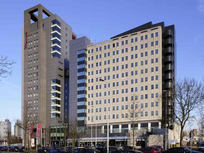 Mercure Hotel Amsterdam City in the Netherlands