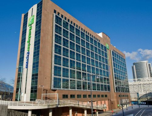 Holiday Inn Amsterdam in the Netherlands