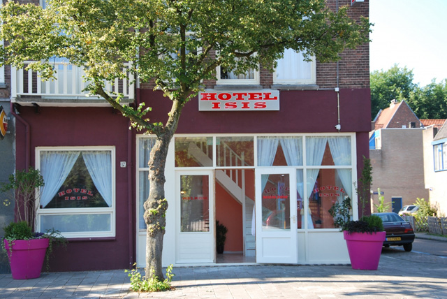 Isis Hotel in Amsterdam North in the Netherlands