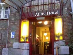 Hotel Atlas in Amsterdam in the Netherlands