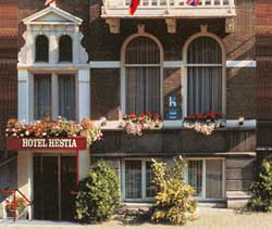 Hotel Hestia in Amsterdam in the Netherlands
