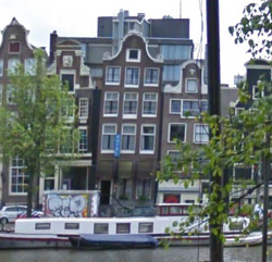 Hotel Amstelzicht in Amsterdam in the Netherlands