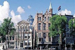Eden Hotel in Amsterdam in the Netherlands