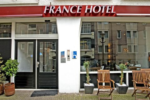 Floris frans hotel in amsterdam amsterdam hotels for Guide hotel france