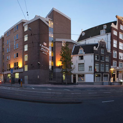Hotel Crowne Plaza Amsterdam City Centre in Amsterdam in the Netherlands