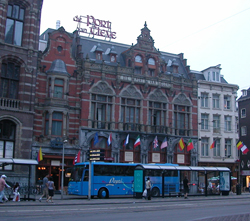 Hotel Die Port van Cleve in Amsterdam in the Netherlands