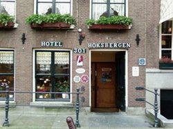 Hotel Hoksbergen in Amsterdam in the Netherlands
