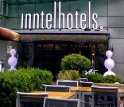 Inntel Hotel Amsterdam Centre in Amsterdam in the Netherlands
