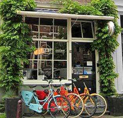 MISC Eatsleepdrink Hotel in Amsterdam in the Netherlands