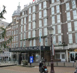 NH Barbizon Palace Hotel in Amsterdam
