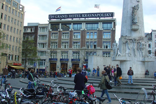 NH Grand Hotel Krasnapolsky in Amsterdam