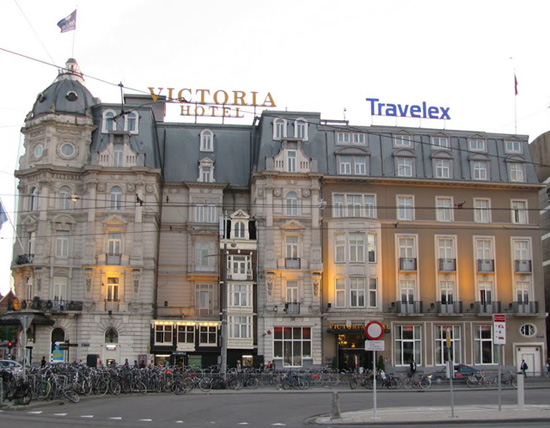 Park Plaza Victoria Amsterdam Hotel in the Netherlands