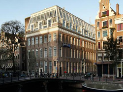 Radisson Blu Hotel Amsterdam in Amsterdam in the Netherlands