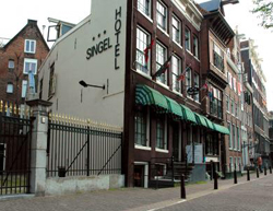 Singel Hotel in Amsterdam in the Netherlands