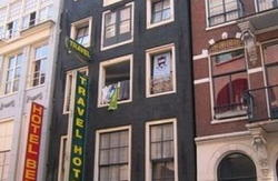Travel Hotel Amsterdam in Amsterdam in the Netherlands
