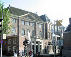 Jewish Historical Museum in Amsterdam