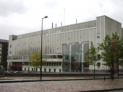 The Press museum in Amsterdam in the Netherlands