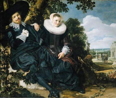 Wedding Portrait from Frans Hals