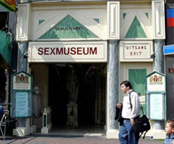 Sex Museum in Amsterdam