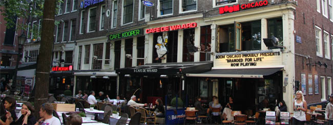 Chicago Social Club in Amsterdam