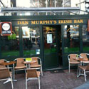 Dan Murphy,s Bar in Amsterdam