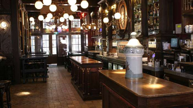 Grand Café Heffer in Amsterdam