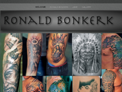 Bonkerk Tattoo studio in Zaandam