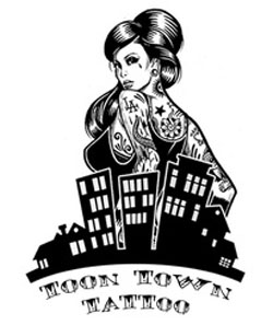 Tattoo shop Toon Town Tattoo in Vinkeveen