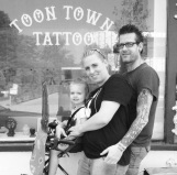Tattoo shop Toon Town Tatto